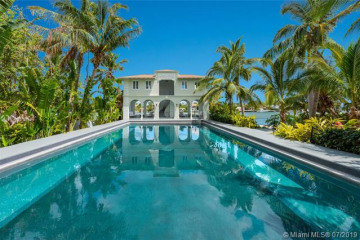 Home for Sale at 93 Palm Ave, Miami Beach FL 33139