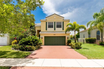 Home for Sale at 9864 Woodworth Court., Wellington FL 33414
