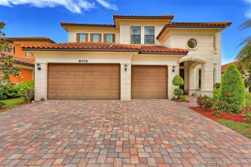 Home for Sale at 8076 NW 115th Way, Parkland FL 33076