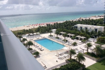 Home for Rent at 2301 Collins Ave #804, Miami Beach FL 33139
