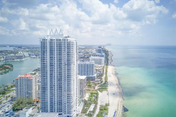 Home for Rent at 6365 Collins Ave #3403, Miami Beach FL 33141