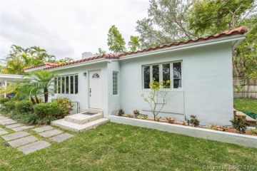 Home for Rent at 4225 S Le Jeune Rd, Coconut Grove FL 33146