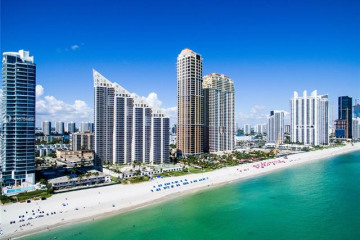 Home for Rent at 17555 Collins Ave #2406, Sunny Isles Beach FL 33160