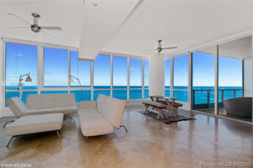 Home for Rent at 100 S Pointe Dr #3905, Miami Beach FL 33139