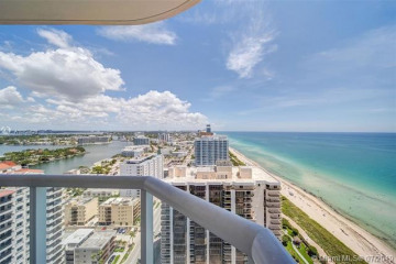 Home for Rent at 6365 Collins Ave #2708, Miami Beach FL 33141