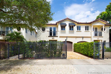 Home for Sale at 2922 Center St, Miami FL 33133