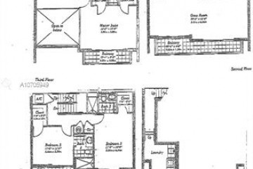 Home for Sale at 100 S Pointe Dr #TH-13, Miami Beach FL 33139
