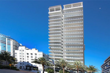 Home for Sale at 3737 Collins Ave #S-604, Miami Beach FL 33140