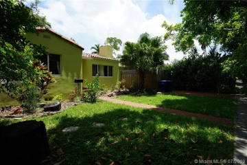Home for Sale at 3621 SW 3rd Ave, Miami FL 33145