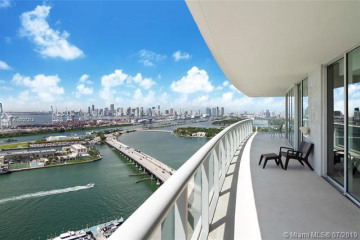 Home for Sale at 450 Alton Rd #3001, Miami Beach FL 33139
