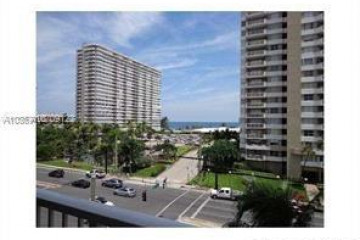 Home for Sale at 1985 S Ocean Dr #4P, Hallandale FL 33009