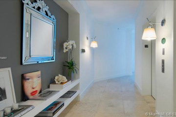 Home for Rent at 300 S Pointe Dr #1205, Miami Beach FL 33139