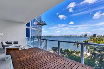 Home for Sale at 2020 N Bayshore Dr #603, Miami FL 33137
