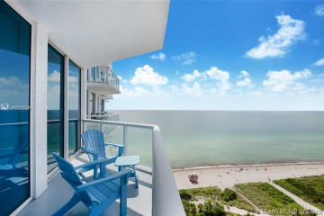 Home for Sale at 6515 Collins Ave #1706, Miami Beach FL 33141