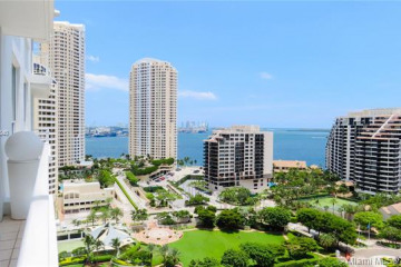 Home for Rent at 801 Brickell Key Blvd #1909, Miami FL 33131