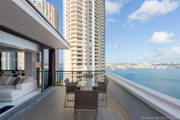 Home for Rent at 540 Brickell Key Dr #1820, Miami FL 33131