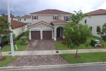 Home for Sale at 17583 SW 155th Ct, Miami FL 33187