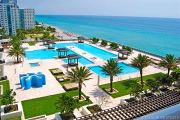 Home for Rent at 1830 S Ocean Dr #1001, Hallandale FL 33009
