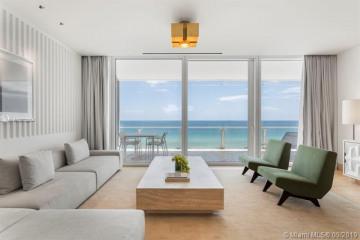Home for Sale at 9111 Collins Ave #N-611, Surfside FL 33154