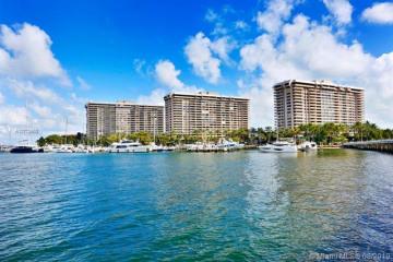 Home for Sale at 3 Grove Isle Dr #C604, Miami FL 33133