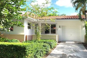 Home for Rent at 238 Velarde Ave, Coral Gables FL 33134