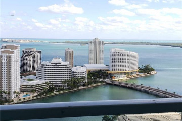 Home for Rent at 500 Brickell Ave #2102, Miami FL 33131