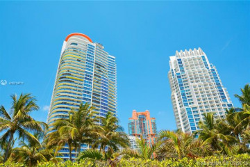 Home for Rent at 50 S Pointe Dr #502, Miami Beach FL 33139