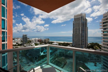 Home for Rent at 300 S Pointe Dr #1802, Miami Beach FL 33139