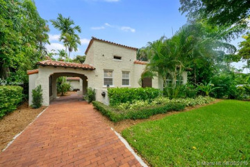 Home for Rent at 410 Sarto Ave, Coral Gables FL 33134