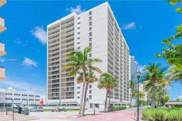 Home for Rent at 2625 Collins Ave #504, Miami Beach FL 33140