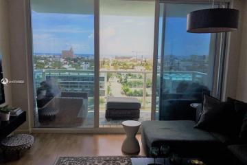 Home for Rent at 650 West Ave #1210, Miami Beach FL 33139