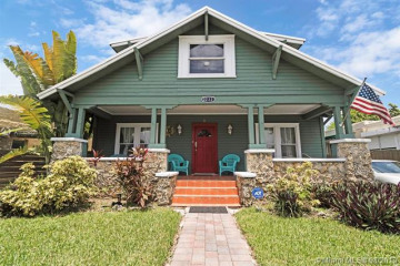 Home for Sale at 2233 SW 10th St, Miami FL 33135