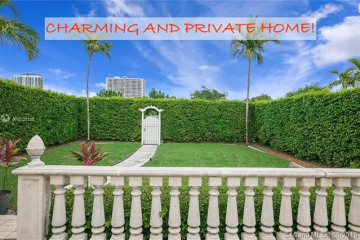 Home for Sale at 7544 Mutiny Ave, North Bay Village FL 33141