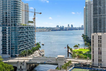 Home for Rent at 31 SE 5th St #1710, Miami FL 33131