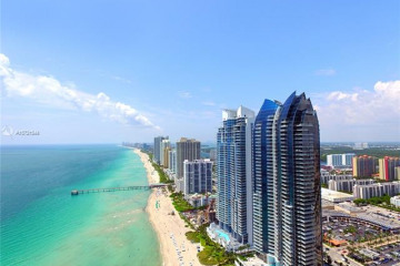 Home for Sale at 17001 Collins Ave #2002, Sunny Isles Beach FL 33160