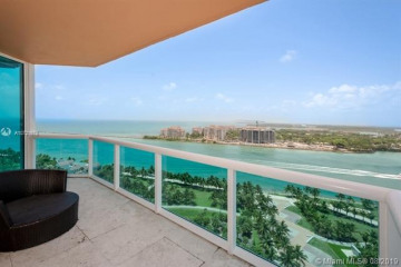 Home for Rent at 300 S Pointe Dr #2203, Miami Beach FL 33139