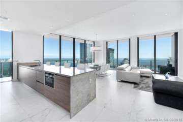 Home for Sale at 1300 S Miami Ave #PH4905, Miami FL 33130