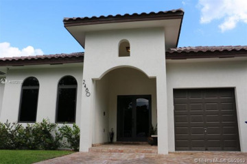 Home for Sale at 2480 SW 19th St, Miami FL 33145