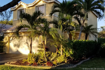 Home for Rent at 4080 Pine Ridge Ln, Weston FL 33331