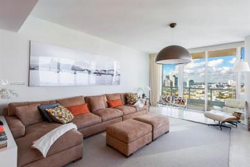 Home for Sale at 100 S Pointe Dr #2409, Miami Beach FL 33139