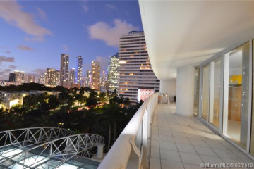Home for Rent at 1643 Brickell Ave #906, Miami FL 33129