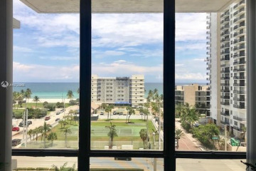 Home for Sale at 1600 S Ocean Dr #8H, Hollywood FL 33019