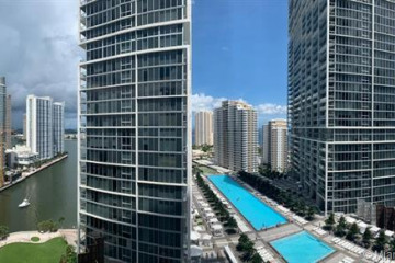Home for Rent at 485 Brickell Ave #2301, Miami FL 33131