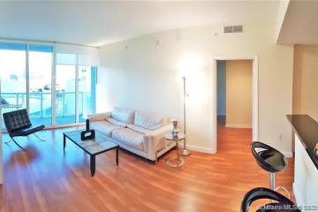 Home for Sale at 253 NE 2nd St #1201, Miami FL 33132