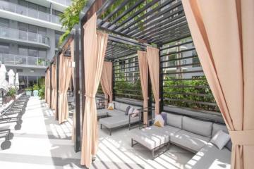 Home for Rent at 3401 NE 1st Av #2307, Miami FL 33137