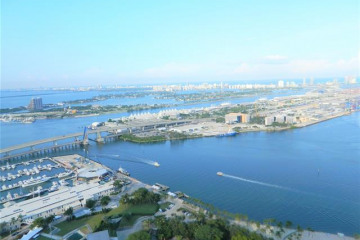 Home for Rent at 50 Biscayne Blvd #5308, Miami FL 33132