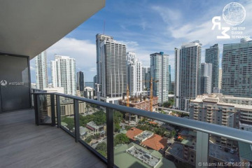 Home for Rent at 55 SW 9 Street #2004, Miami FL 33130