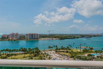 Home for Rent at 300 S Pointe Dr #1504, Miami Beach FL 33139