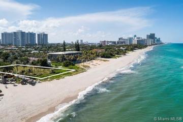 Home for Sale at 401 Ocean Blvd, Golden Beach FL 33160