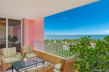 Home for Sale at 781 Crandon Blvd #1001, Key Biscayne FL 33149
